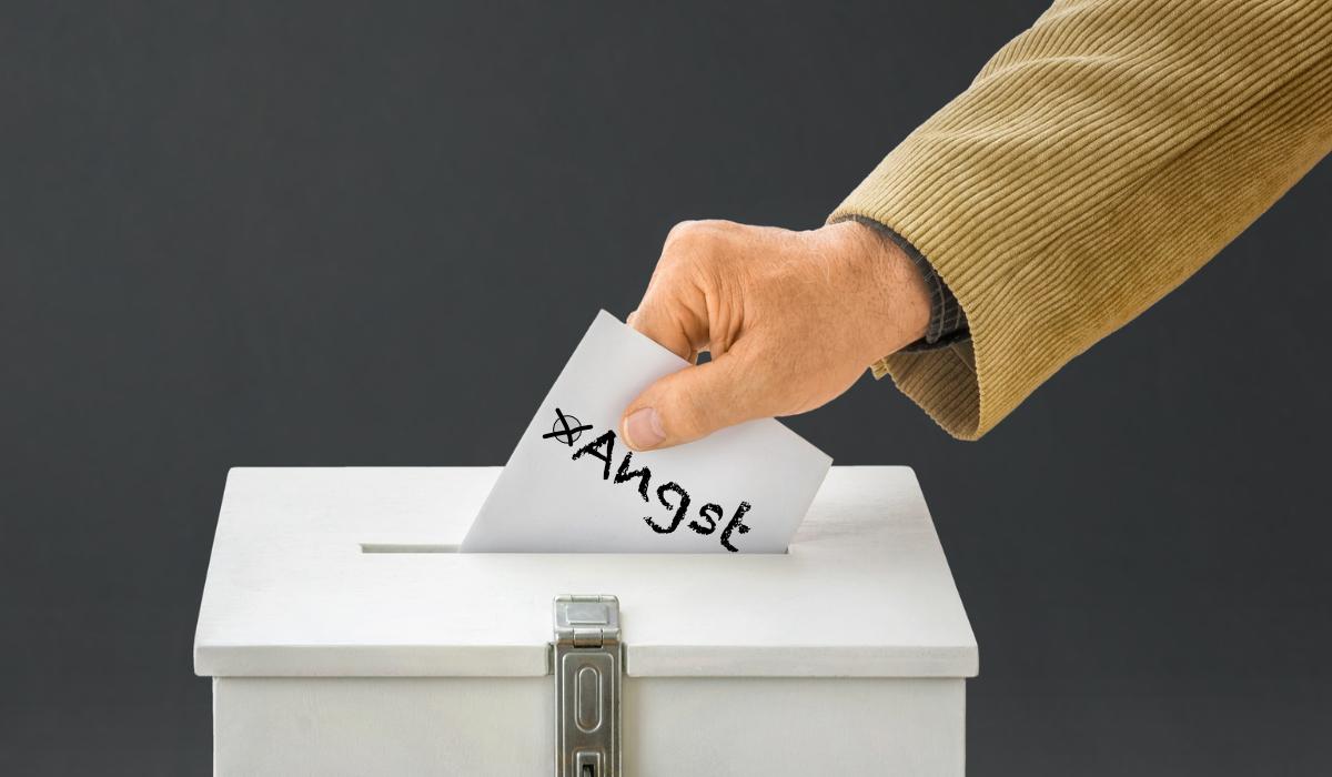 Angst bescherte ein Wahlergebnis, dass wiederum anderen Angst und Bange wird